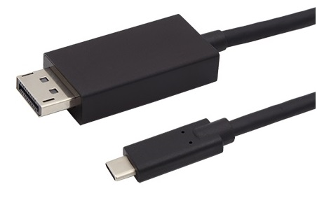 USB-C to DisplayPort Cable (Active,bi-directional)|usb c to